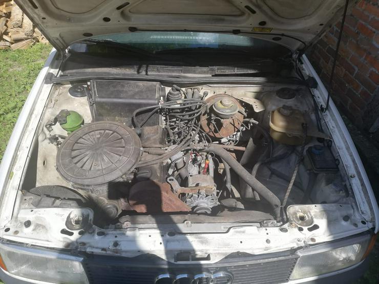 """Bild 6: Audi 80 1,8S """"Oldtimer"""" Euro2"""