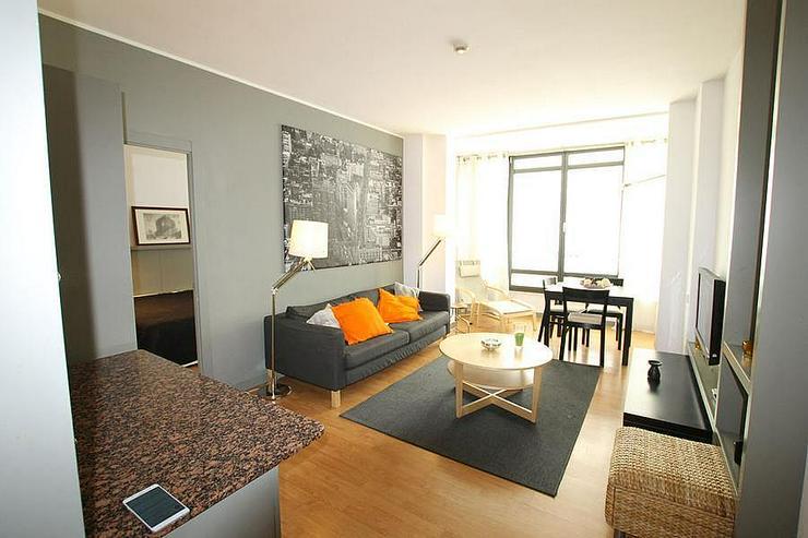 Bild 2: 3-Zimmer Wohnung mit großer Terrasse und Garten in der Mercedesstraße