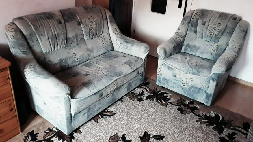 Sofa 1 und 2 Sitzen zu verkaufen  - Sofas & Sitzmöbel - Bild 1