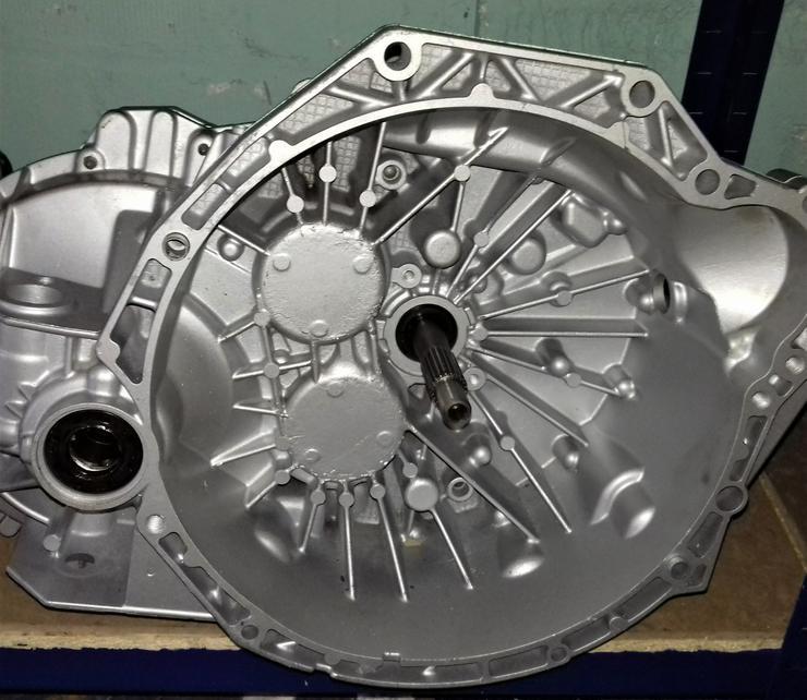 PF6014 Getriebe Renault Master 2,5 Liter PF6006 - Getriebe - Bild 1