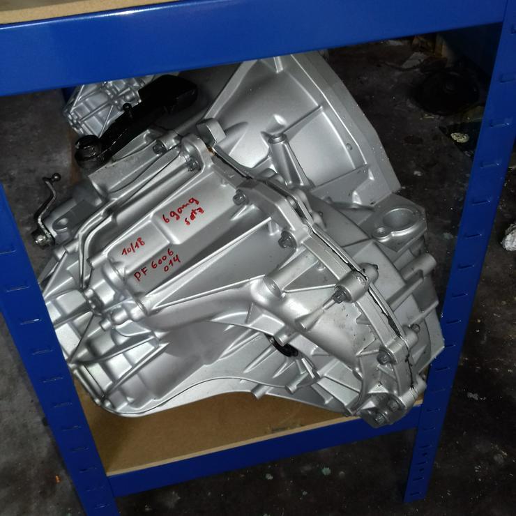 PF6006 Getriebe Nissan Interstar 2,5 Liter PF6014