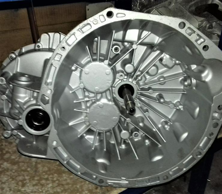 PF6010 Getriebe Opel Vivaro 2,0 Liter