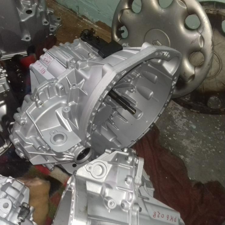 Bild 2: PF6010 Getriebe Renault Trafic 2,0 Liter