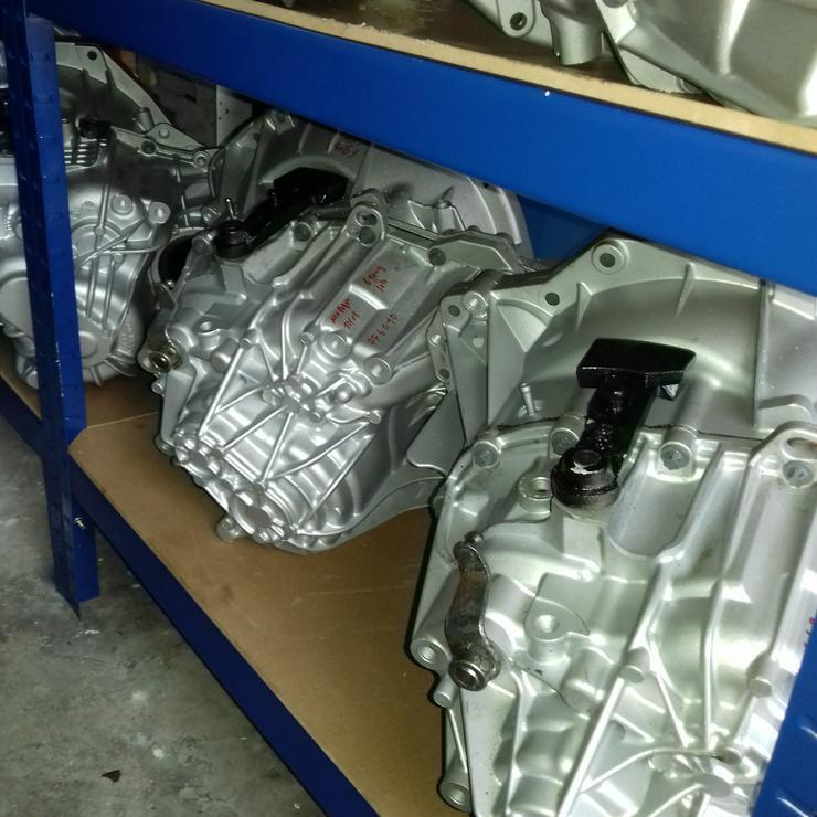PF6010 Getriebe Renault Trafic 2,0 Liter - Getriebe - Bild 1