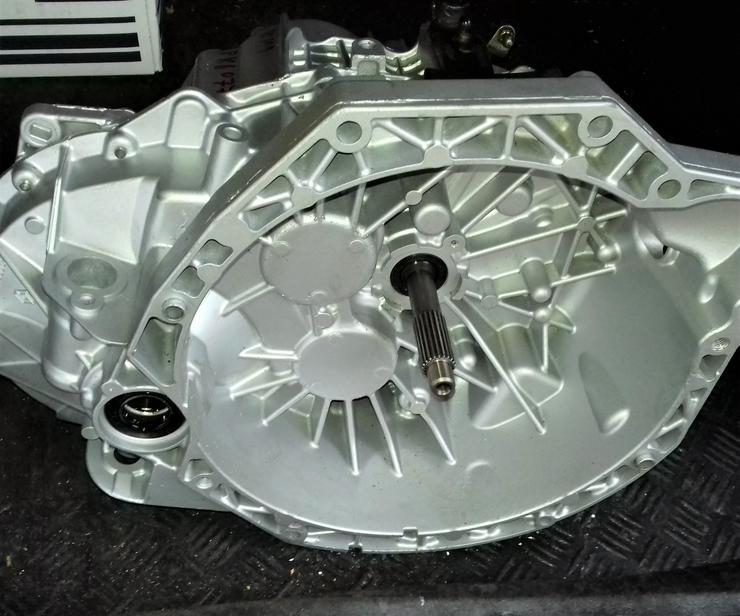 PK6077 Nissan Primastar 2,5 L Getriebe PK6027