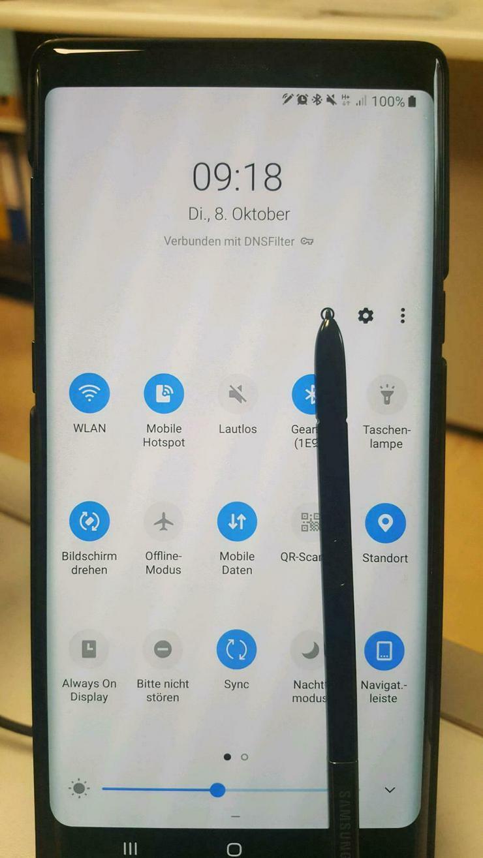 Bild 3: Samsung Galaxy Note 9 (1.Jahr Alt + Garantie + UmtauschServices)