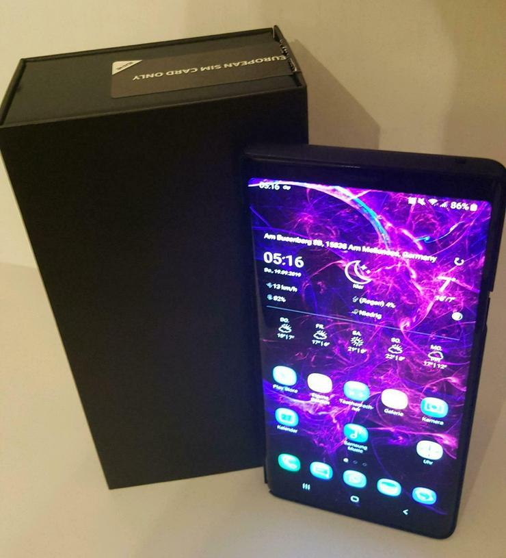 Bild 2: Samsung Galaxy Note 9 (1.Jahr Alt + Garantie + UmtauschServices)