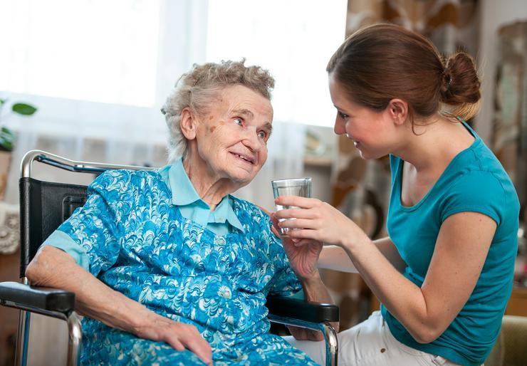 Liebevolle 24-Stunden-Pflege+Haushaltshilfen in Bremen und BUNDESWEIT - Pflege & Betreuung - Bild 1
