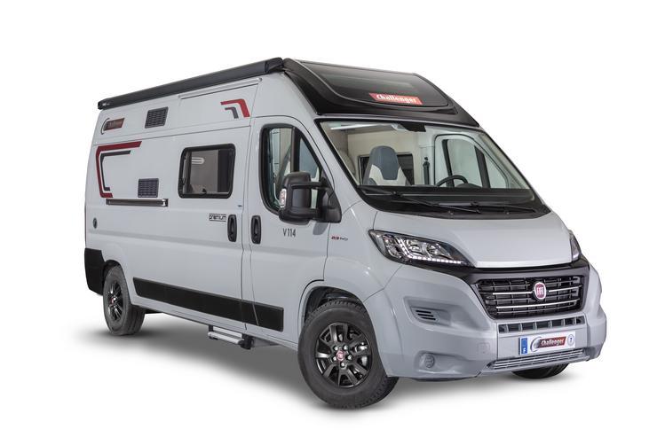 Wohnmobil mieten Challenger Vany 117 - Wohnmobile & Campingbusse - Bild 1
