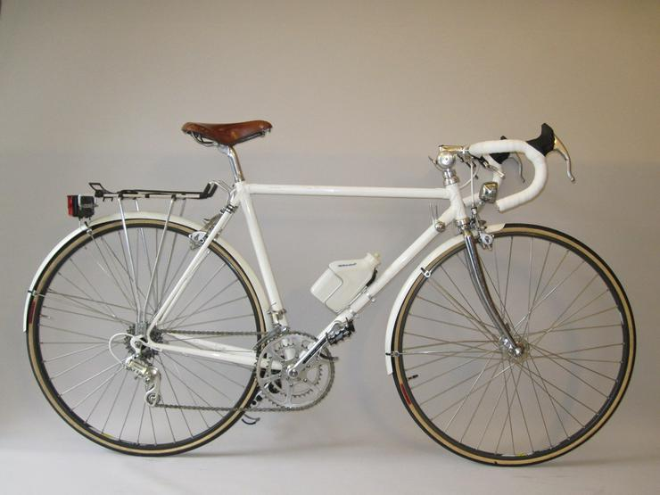 Bild 2: Für Liebhaberin: Vintage-Rennrad