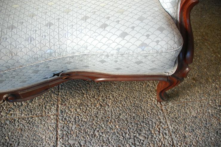 Bild 5: Antikes Sofa ca. 1870