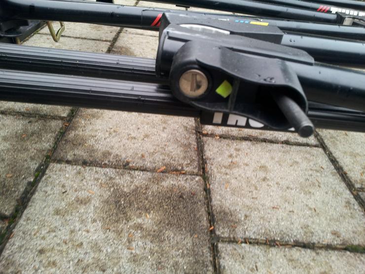Bild 4: Dachträger für 4 Fahrräder von Thule