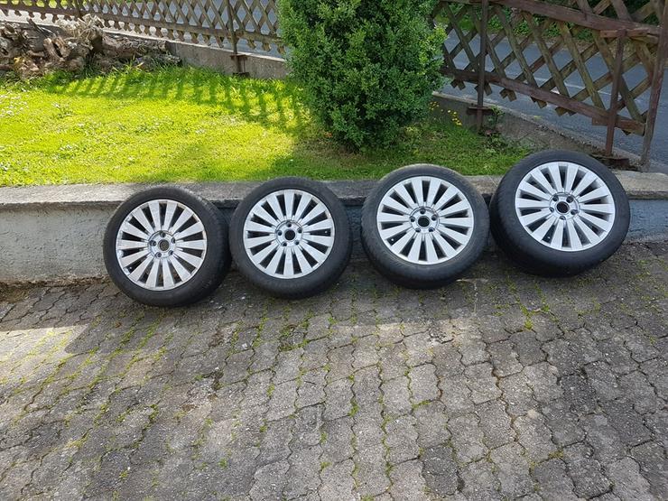 4 x Fulda Sportcontrol 2 Auf 17 Zoll VW Felgen - Sommer-Kompletträder - Bild 1