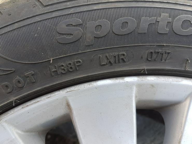 Bild 6: 4 x Fulda Sportcontrol 2 Auf 17 Zoll VW Felgen