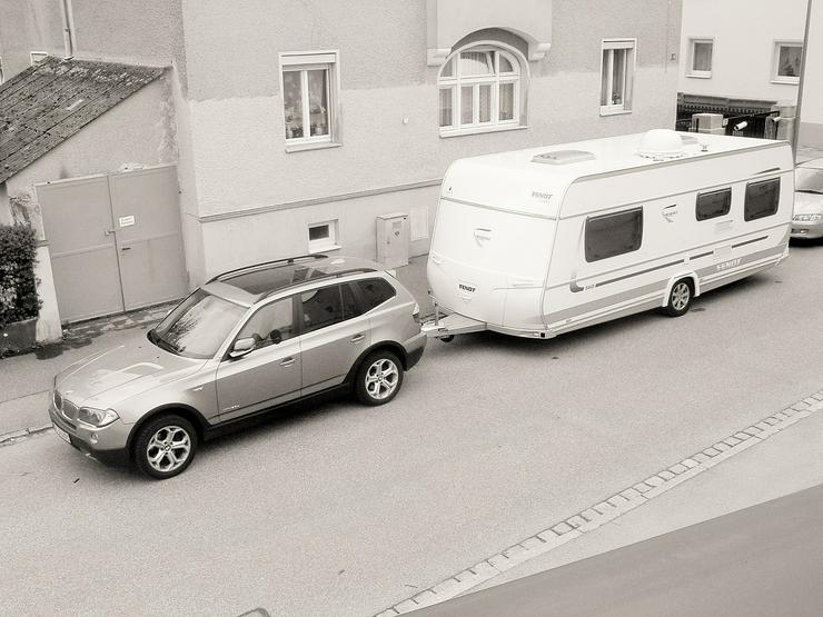 Verkaufe wohnwagen Fendt Diamant 560 TG  Warmwasserheizung  Mover   Klima  usw. - Wohnwagen - Bild 1