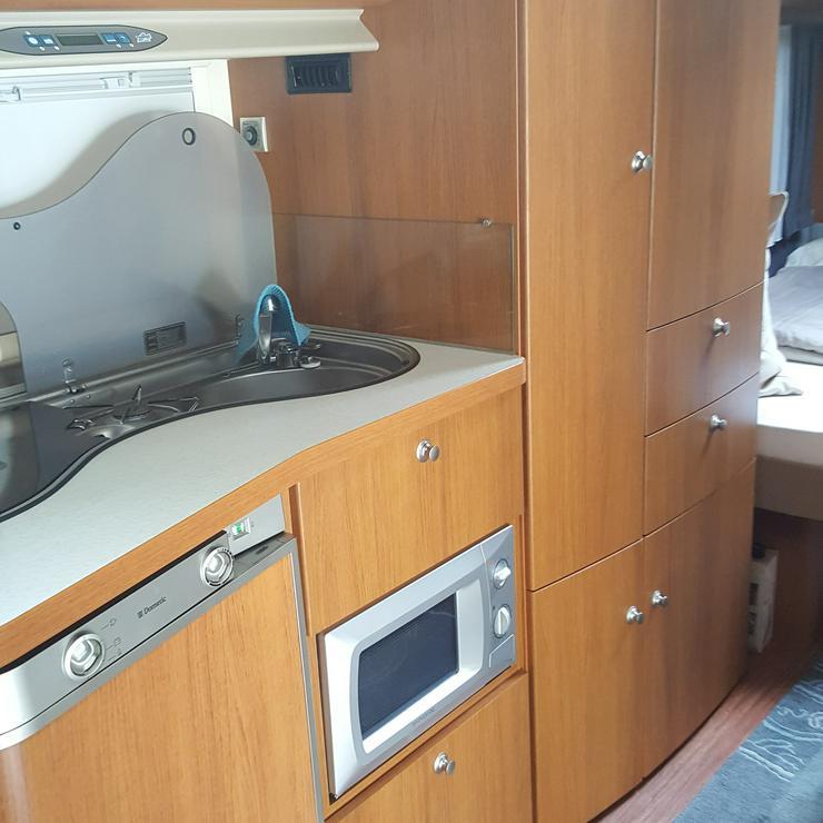 Bild 6: Verkaufe wohnwagen Fendt Diamant 560 TG  Warmwasserheizung  Mover   Klima  usw.