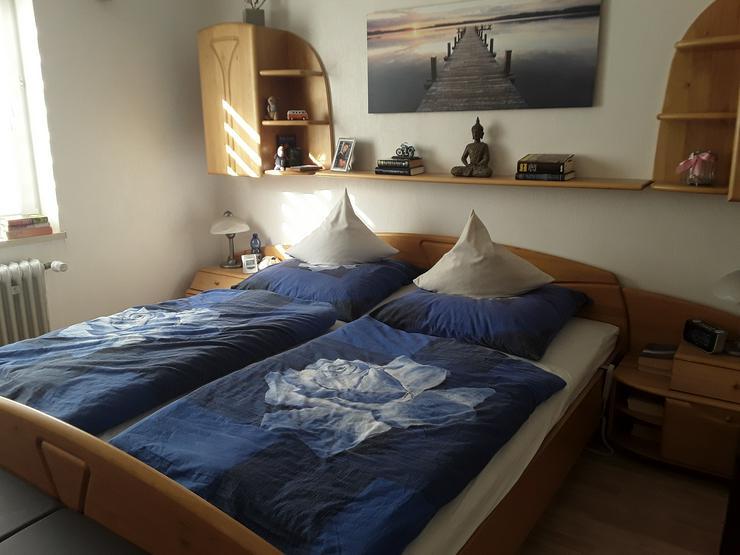 Schlafzimmer ohne  Matratze und Lattenrost  - Kompletteinrichtungen - Bild 1