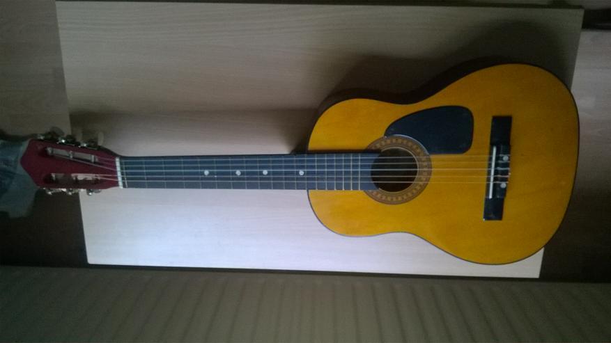 Gitarre  zu verkaufen  - Gitarren (akustisch) - Bild 1