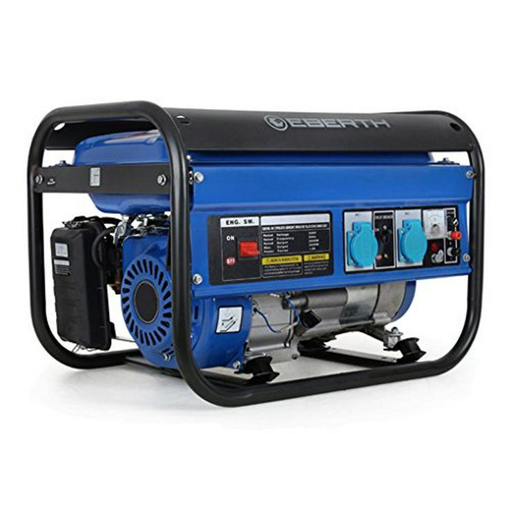 Stromerzeuger/Stromaggregat zu Vermieten - Geräte & Werkzeug - Bild 1