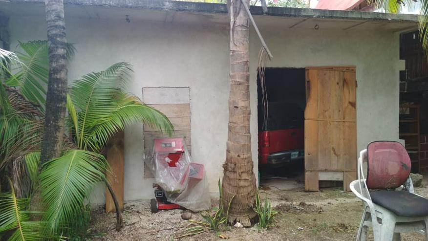 55qm Appartement in Mexiko mit Gartenanteil, 1200m zum Meer, Wasser Ganzjährig 27Grad