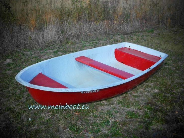 Ruderboot, Angelboot, Freizeitboot -Dingi