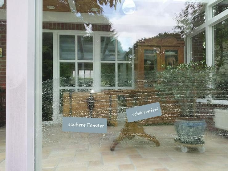 Bild 2: Fensterputzer Hamburg Fensterreinigung Glasreinigung Gartenpflege