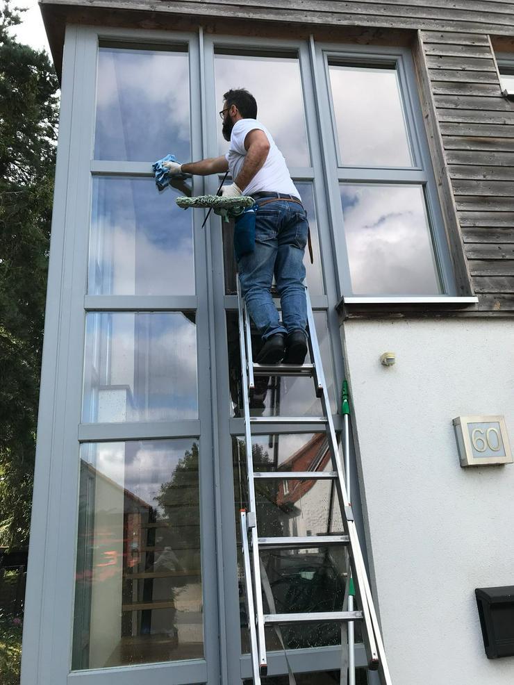 Fensterputzer Hamburg Fensterreinigung Glasreinigung Gartenpflege - Haushaltshilfe & Reinigung - Bild 1