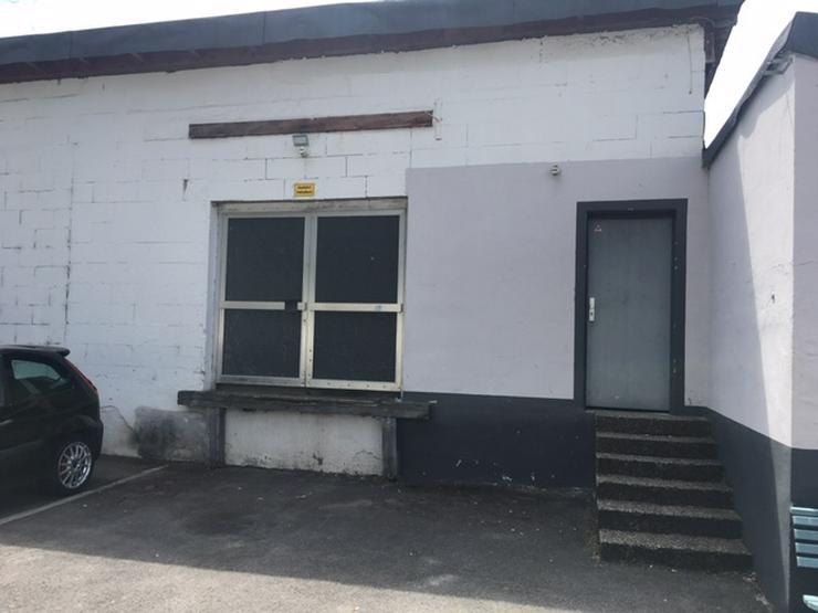 Lagerhalle in Detmold zu vermieten