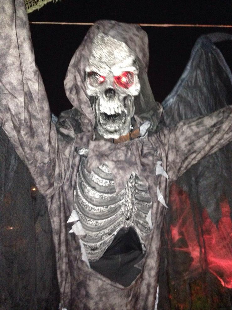 Bild 5: Halloween-Haus Wetzlar - nichts für schwache Nerven! 31.10.2019