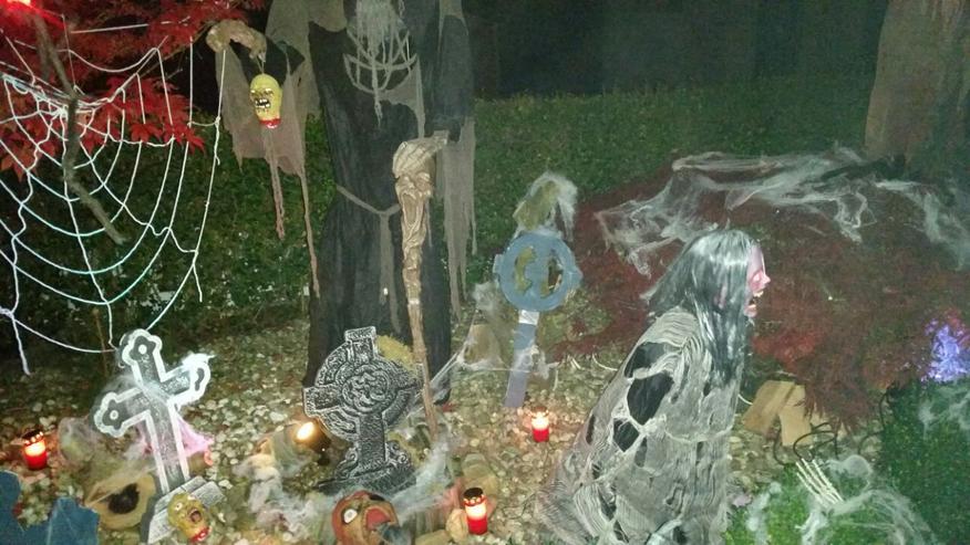 Bild 3: Halloween-Haus Wetzlar - nichts für schwache Nerven! 31.10.2019
