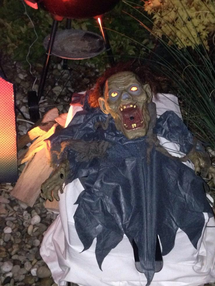 Bild 6: Halloween-Haus Wetzlar - nichts für schwache Nerven! 31.10.2019