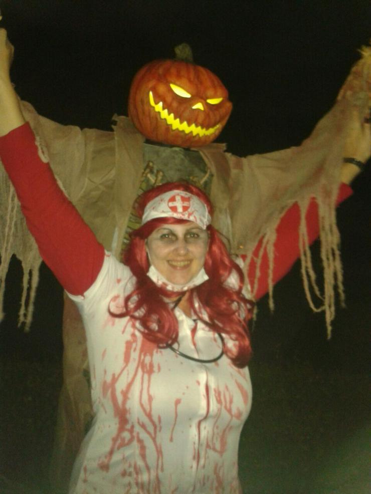 Bild 18: Halloween-Haus Wetzlar - nichts für schwache Nerven! 31.10.2019