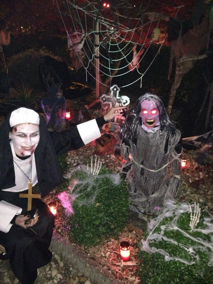 Bild 1: Halloween-Haus Wetzlar - nichts für schwache Nerven! 31.10.2019