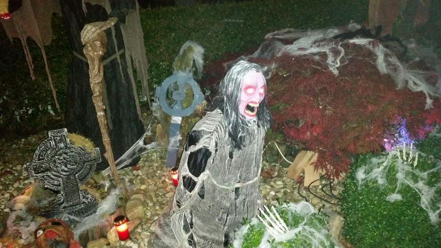 Bild 2: Halloween-Haus Wetzlar - nichts für schwache Nerven! 31.10.2019