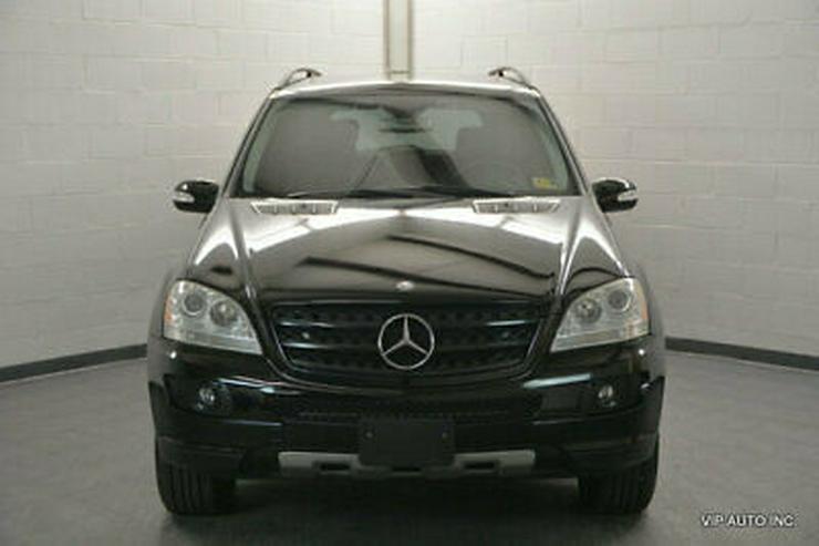 Bild 3: Mercedes Benz ML-350 / 2006