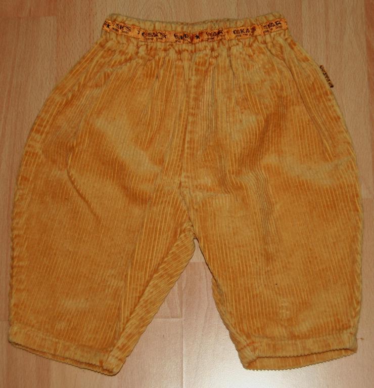 """Bild 4: SET - Sweat-Shirt & Hose - Größe 68 - 2teilig - """"Eichhörnchen"""""""