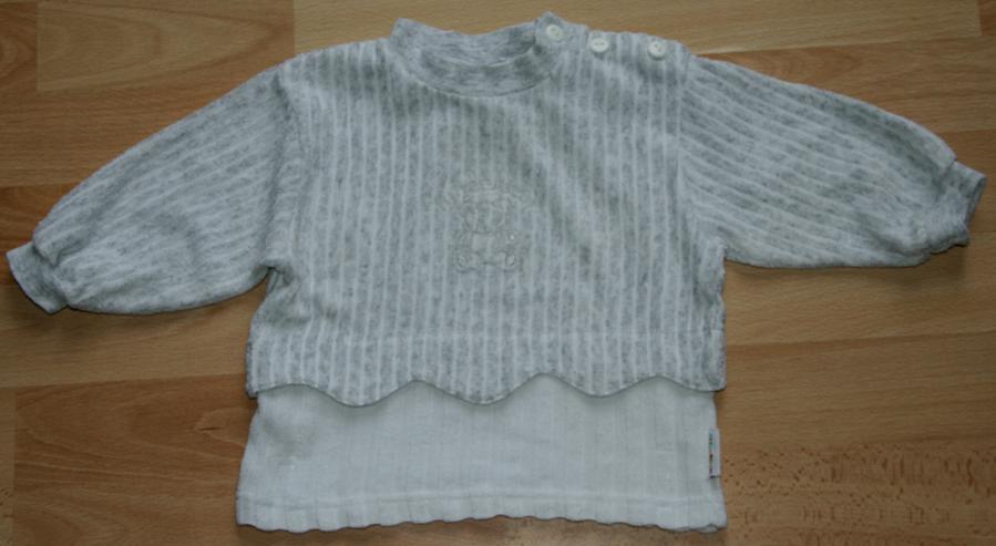 Bild 3: SET - Sweat-Shirt & Hose - Größe 68 - Freizeit-Anzug - 2teilig