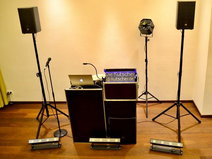 Bild 5: Stilvoller DJ für Hochzeit, Geburtstag, Party, Feier in München und Umland