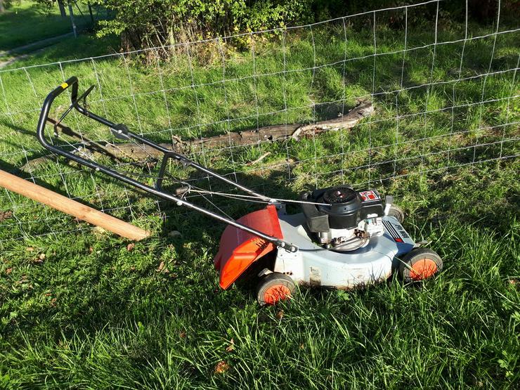 Benzin-Rasenmäher - Geräte & Werkzeug - Bild 1