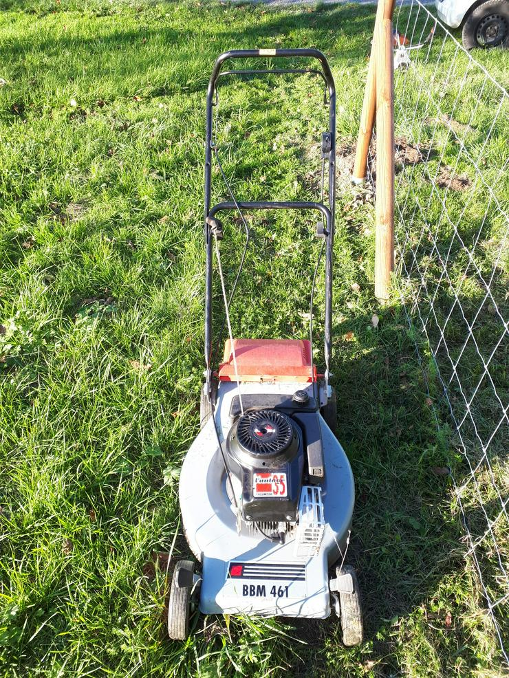 Benzin-Rasenmäher - Geräte & Werkzeug - Bild 2