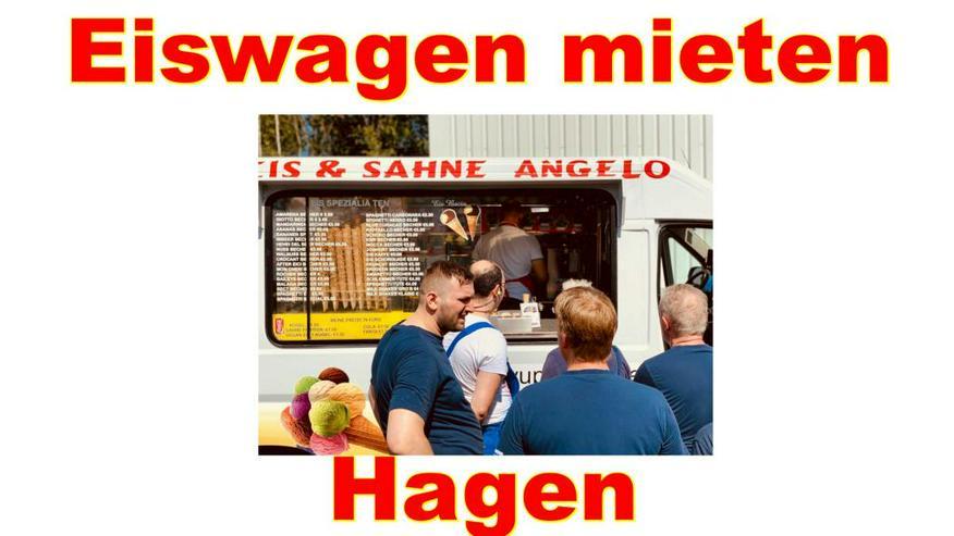 Bild 3: 💕 Eiswagen mieten 💕 Hagen Iserlohn Hemer Menden Unna Umgebung