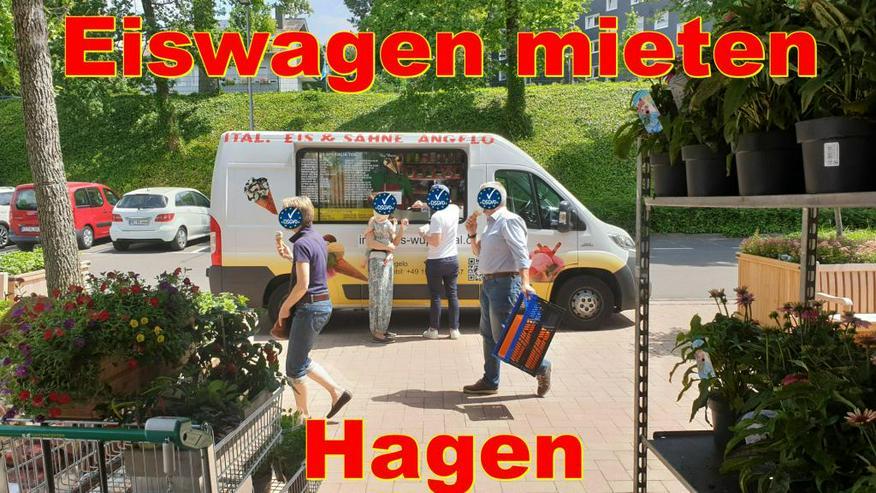 Bild 4: 💕 Eiswagen mieten 💕 Hagen Iserlohn Hemer Menden Unna Umgebung