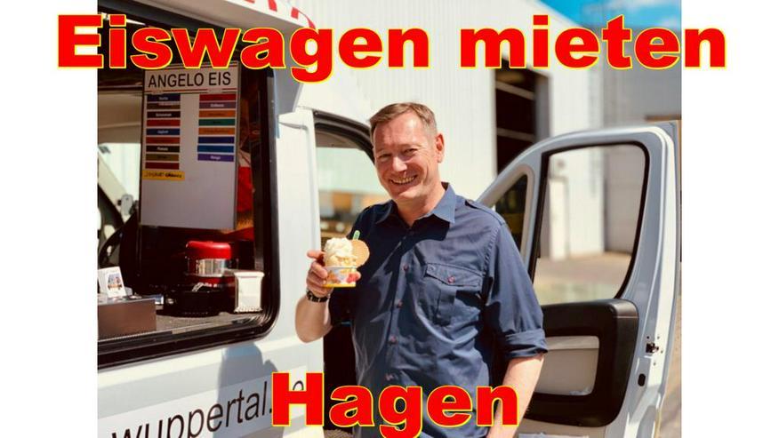 Bild 5: 💕 Eiswagen mieten 💕 Hagen Iserlohn Hemer Menden Unna Umgebung