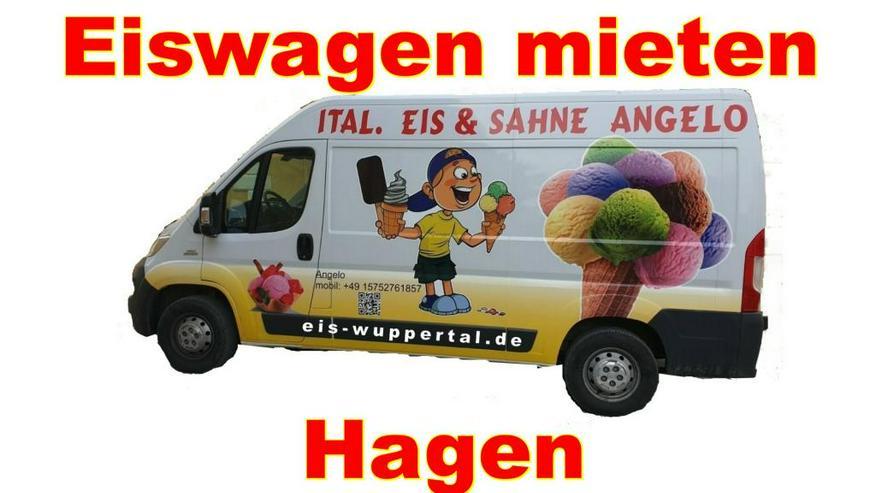 💕 Eiswagen mieten 💕 Hagen Iserlohn Hemer Menden Unna Umgebung - Party, Events & Messen - Bild 1