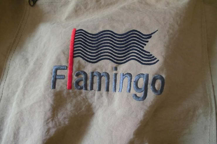 Rucksack/Tragetasche Marke Flamingo mit Tragegurt