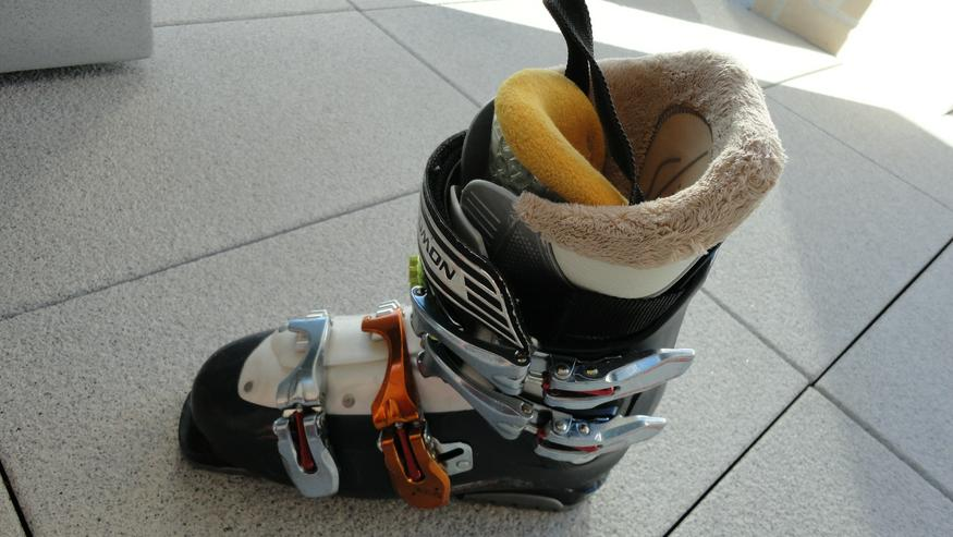 Bild 2: Damen-Skischuhe SALOMON PERFORMA IRONY CF7