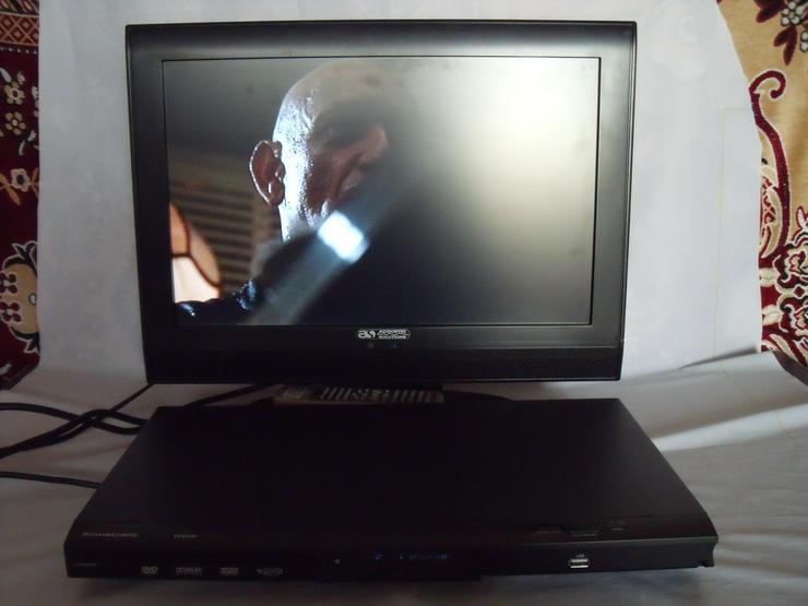 Bild 6: Fernseher mit DVD Player Schaub Lorenz 2000 Funktioniert 100%
