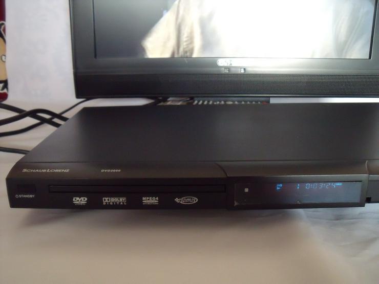 Bild 5: Fernseher mit DVD Player Schaub Lorenz 2000 Funktioniert 100%