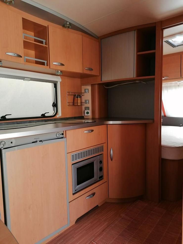 Bild 4: Wohnwagen Knaus Südwind 500 FU