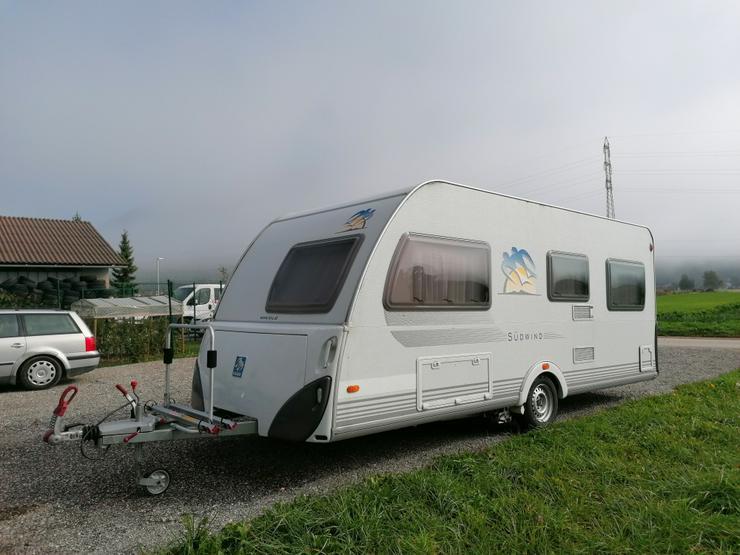 Bild 2: Wohnwagen Knaus Südwind 500 FU